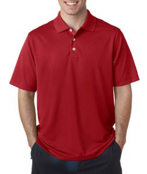 Adidas Men's ClimaLite Solid Polo