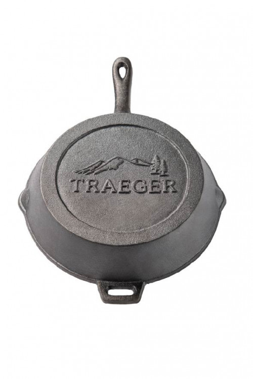 10.5 in. Cast Iron Skillet