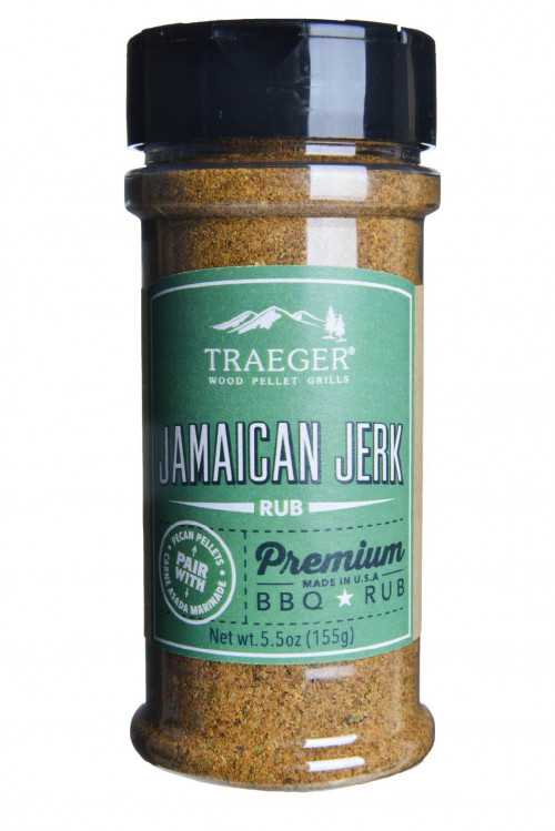 Jamaican Jerk Rub