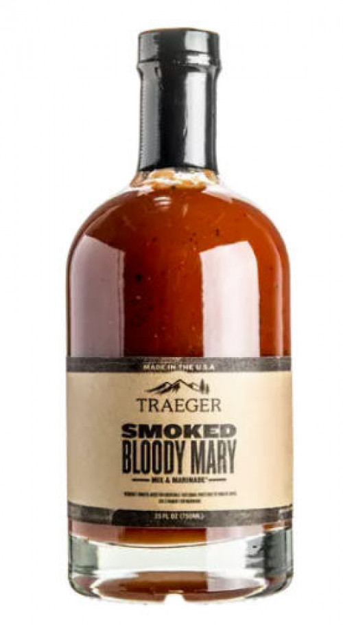 TRAEGER SMOKED BLOODY MARY MIX