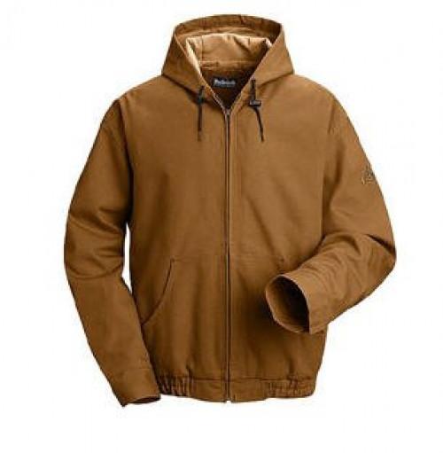 Flame Resistant Hooded Jacket