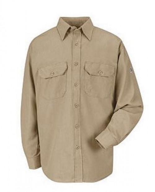 Flame Resistant Tan Shirt