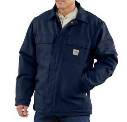 Carhartt Men's Flame-Resistant Duck Coat