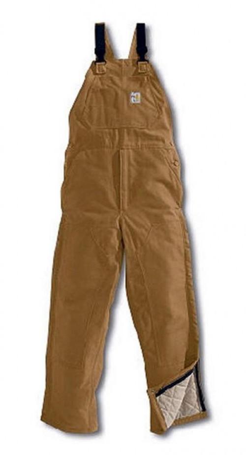 Carhartt Men's Flame-Resistant Duck Bib Overall