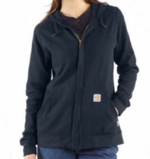Women's Flame-Resistant Hooded Sweatshirt