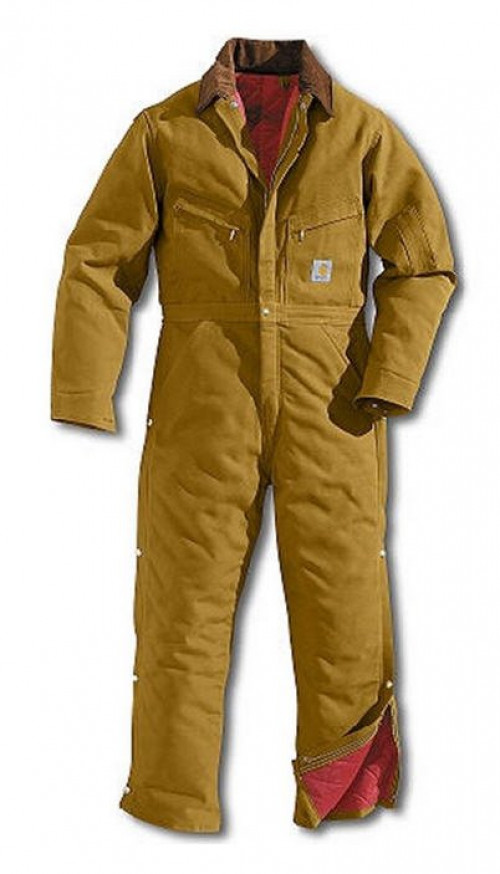 Carhartt Lined Coverall
