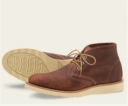 Red Wing Heritage Copper Rough & Tough Chukka