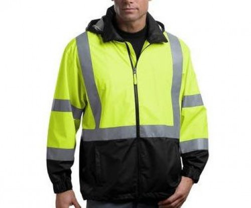 Class 3 Safety Windbreaker