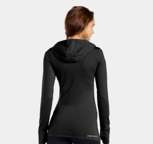 UA Women's Coldgear Base layer Hoodie