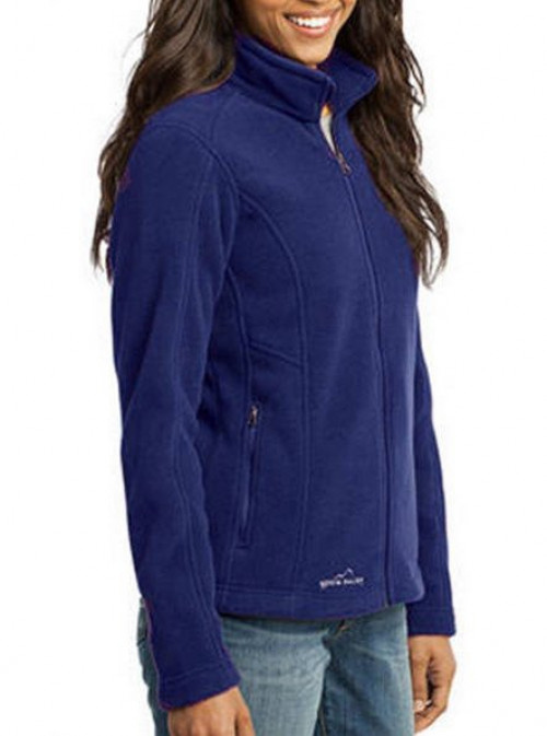 Eddie Bauer Ladies Full-Zip Fleece Jacket