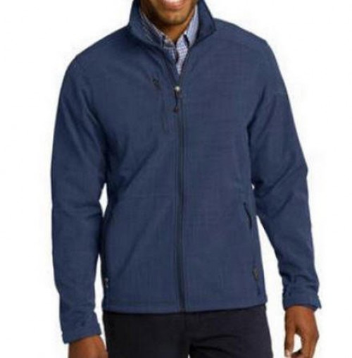 Eddie Bauer Shaded Crosshatch Soft Shell Jacket