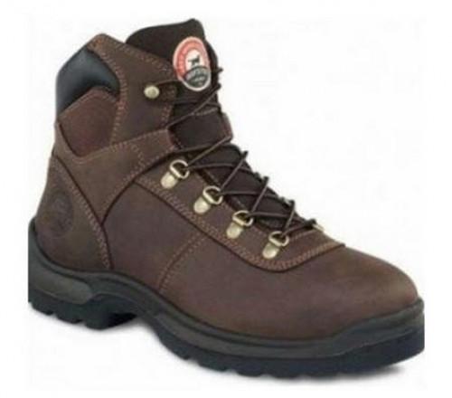Irish Setter 6 Inch Leather Steel-Toe Boots