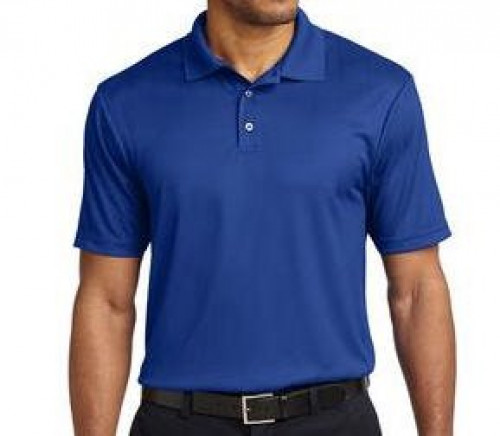 Port Authority Performance Fine Jacquard Polo