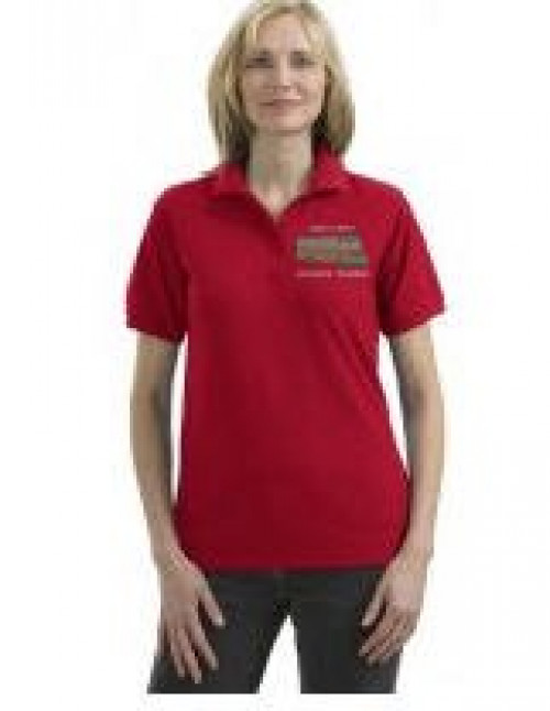Ohio's Best Advanced Training Ladies Polo Shirt