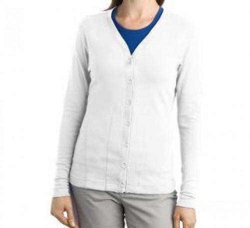 Port Authority Ladies Modern Stretch Cotton Cardigan