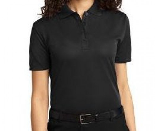 Port Authority Ladies Dry Zone Ottoman Polo