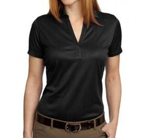 Port Authority Ladies Performance Fine Jaquard Polo