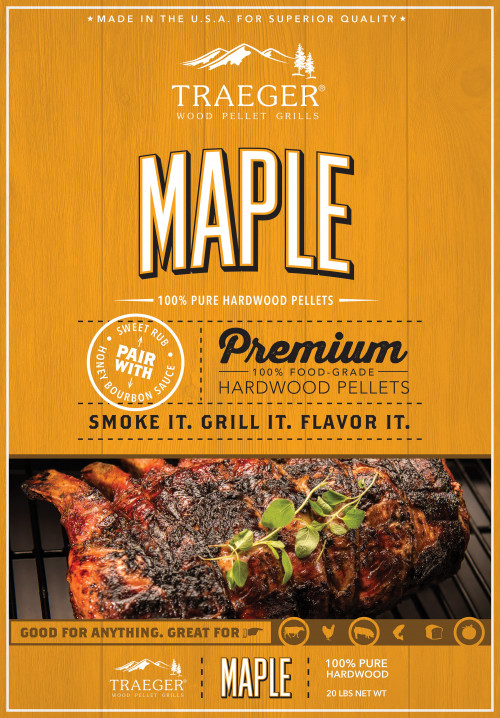 Maple Pellets