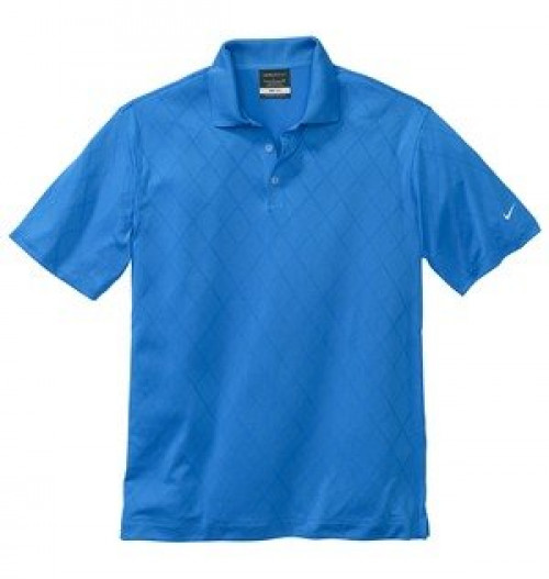Dri- Fit Textured Nike Polo