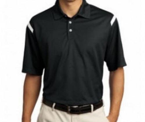 Nike Golf - Dri-FIT Shoulder Stripe Polo