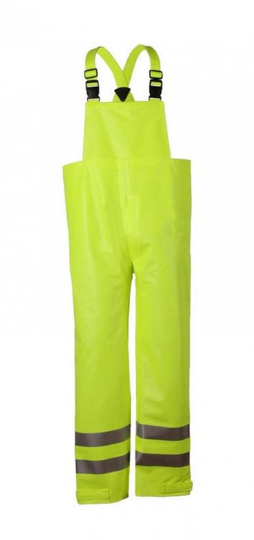 ARC, Fire Resistant, and High Vis Rain Bib Pants