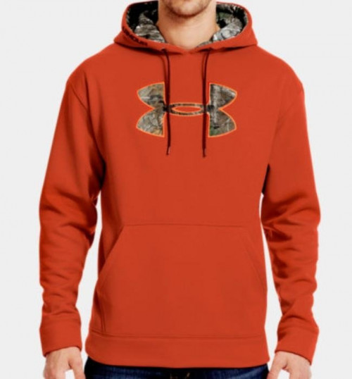 Under Armour Storm Fleece Twill Hoodie