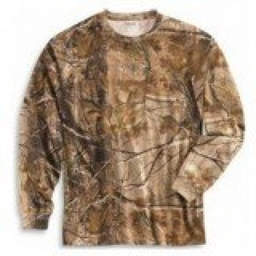 Long Sleeve WorkCamo T-Shirt
