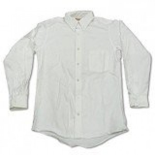 Red Kap Men's Long Sleeve Button Down Shirt