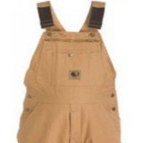 Berne Original Unlined Bib Overall