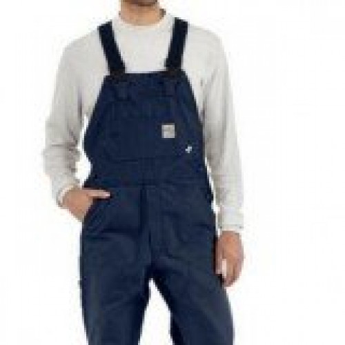 Carhartt Flame Resistant Unlined Bib