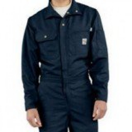 Carhartt Men's Flame-Resistant Twill Coverall