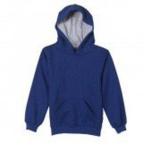 Port Authority Youth Hooded Pullover