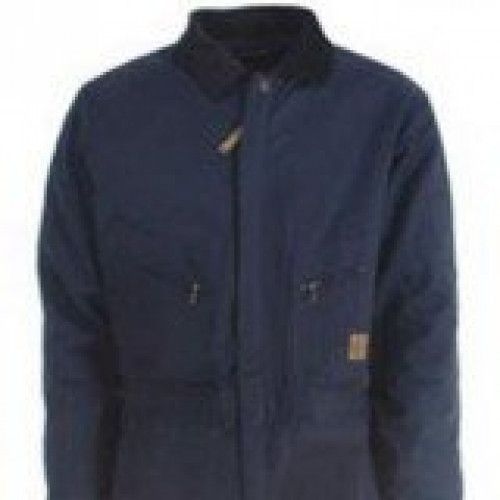 Berne Deluxe Navy Insulated Coverall