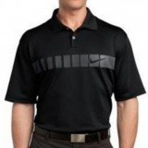Nike Golf Dri-fit Chest stripe Polo