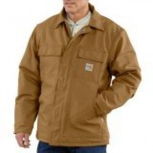 Carhartt Men's Flame-Resistant Duck Coat