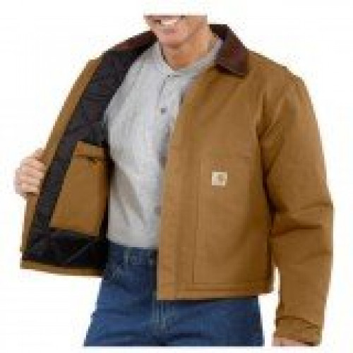 Carhartt Brown Arctic Coat
