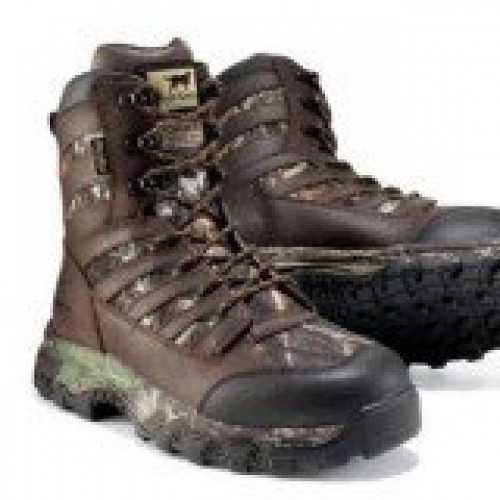 Irish Setter Women's Insulated Camo Boot