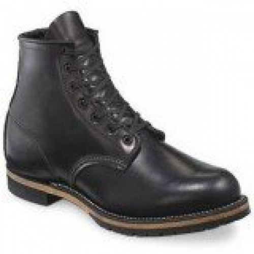 Red Wing Heritage Beckman Round Black Featherstone