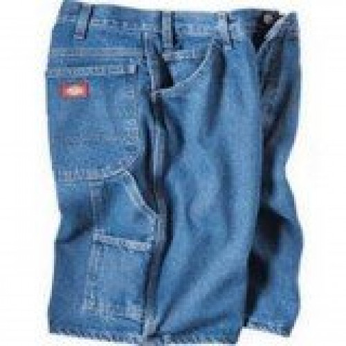 Dickies 9 1/2 Inch Relaxed Fit Carpenter Jean Short