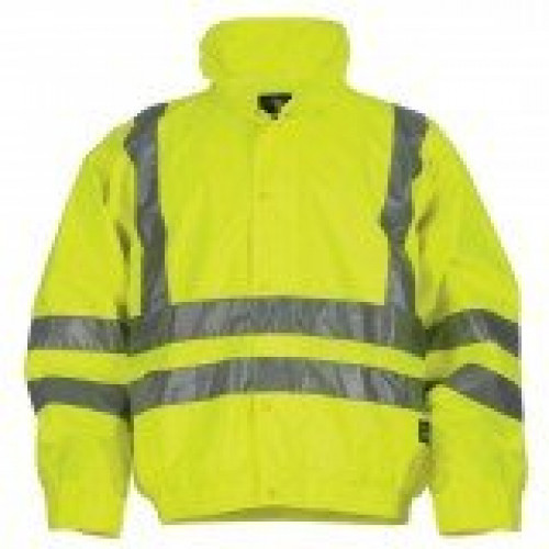 Berne Hi-Visibility Safety Jacket