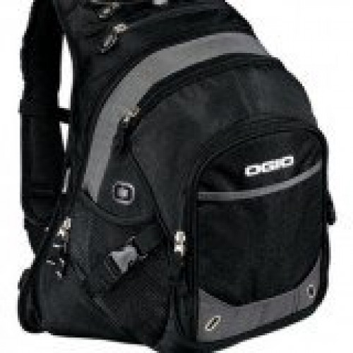 Ogio 711113 Fugitive Black Back Pack