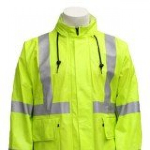 ARC & Flame Resistant Rainwear