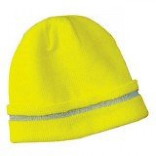 Safety Yellow Beanie