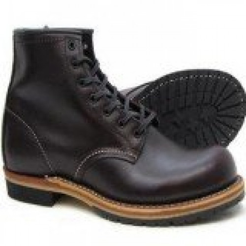 Red Wing Heritage Beckman Round Black Cherry