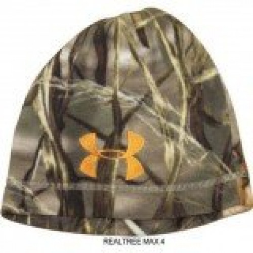 Under Armour Camo Fleece Beanie