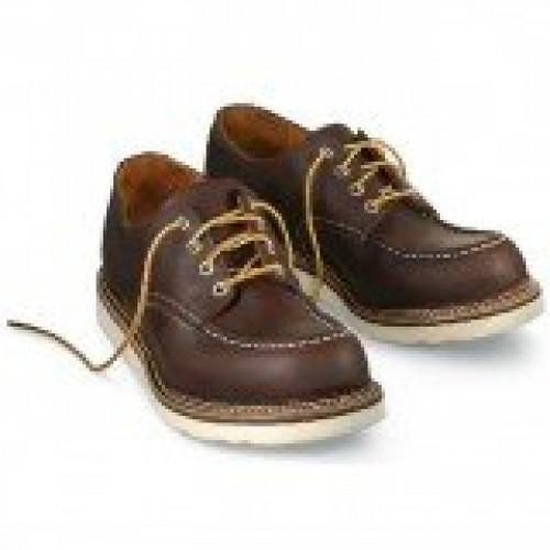 Red Wing 8109 Moc Toe Oxford Mahogany Oro-iginal