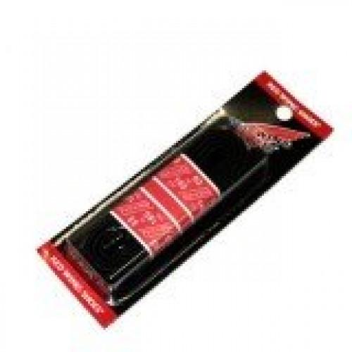 Redwing 63 Inch Black/Brown Braided Taslan