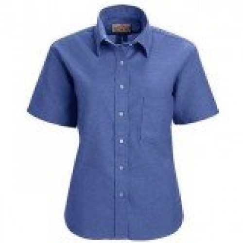 Red Kap SL60 Short Sleeve Dress Uniform Shirt