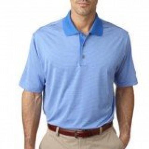 Adidas Men's ClimaLite Classic Stripe Polo