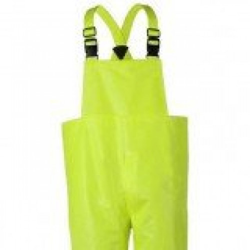 ARC, Fire Resistant, and High Vis Rain Bib Pants